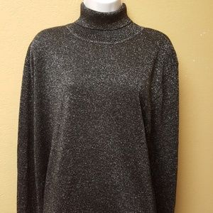 Susan Graver Turtleneck